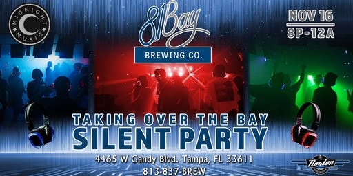 Taking Over The Bay Silent Party