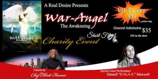 War-Angel Short Film Charity Event