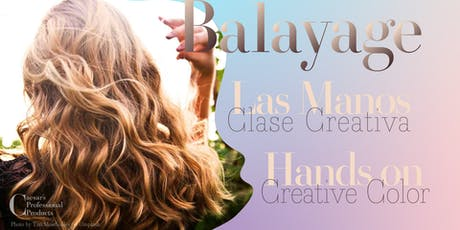 Hands on Balayage Color Class tickets