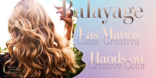 Hands on Balayage Color Class