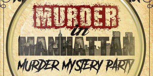 Murder In Manhattan Murder Mystery Party