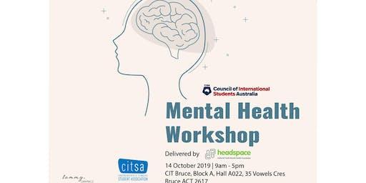 Mental Health Workshop - ACT