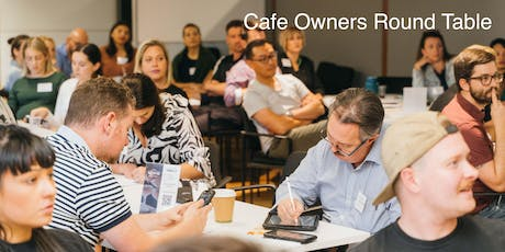 Cafe Owners Round Table in Perth tickets