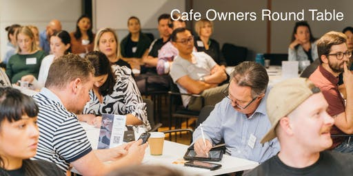 Cafe Owners Round Table in Perth