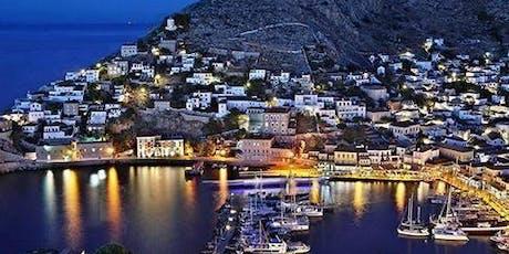 Taste of Saronic Islands - Greek Supper Club tickets