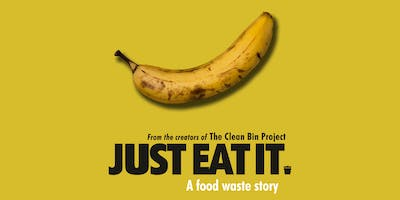 Green Living Movie: Just Eat It at The Hub Youth Centre