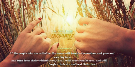 """Prayer, Praise & Worship"" 2020 Excel Encounter tickets"