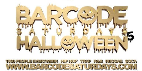 BARCODE HALLOWEEN EDITION 2019 (Downtown Toronto) tickets