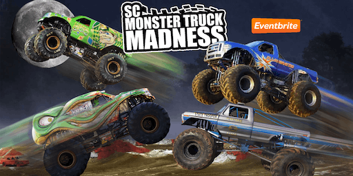 SC Monster Truck Madness Spooktacular
