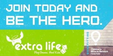 Extra Life SK - Milestone Gaming Marathon tickets