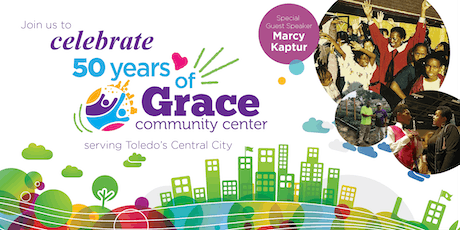 Celebrating 50 Years of Grace tickets