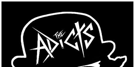 The Adicts tickets