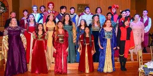 23rd Annual Will C. Wood Madrigal Dinner 2019