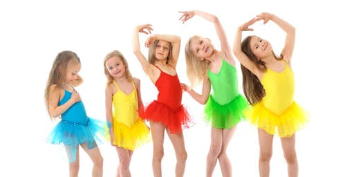 This is Me: A Dance and Performance Workshop for kids and tweens (9-13)