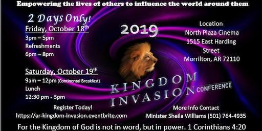 Kingdom Invasion Conference