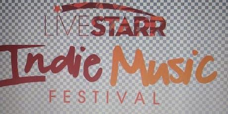 Livestarr Indie Music Festival tickets