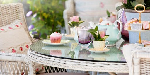 CCA Carer High Tea