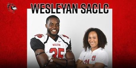 Wesleyan SACLC Homecoming Tailgate tickets