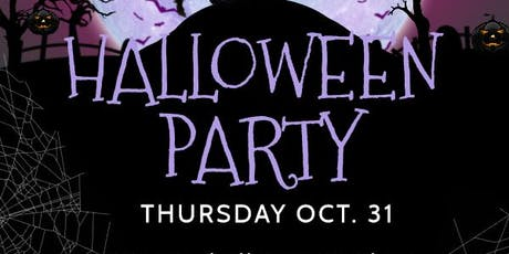 Halloween Party - Thursday, October 31st! tickets