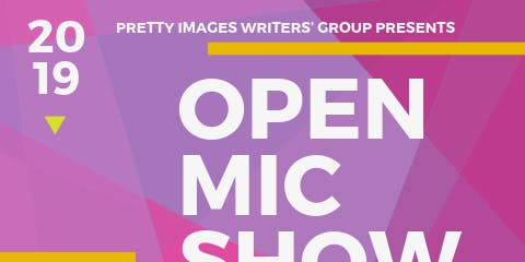 PRETTY EPIC OPEN MIC SHOWCASE