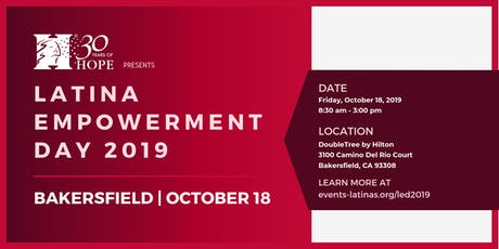 Latina Empowerment Day Bakersfield tickets