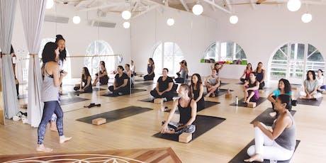 Women's wellness urban retreat tickets