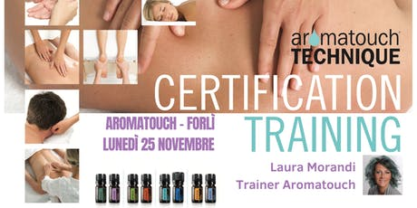 Corso doterra AromaTouch Technique Forlì tickets