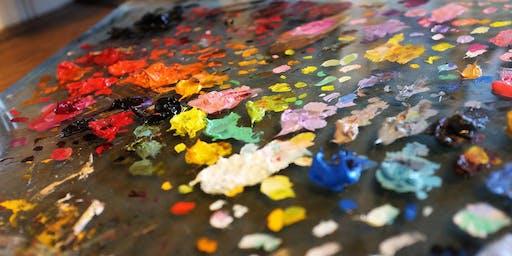 KWAM Paint Nite