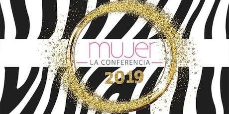 MUJER La Conferencia 2019  ingressos