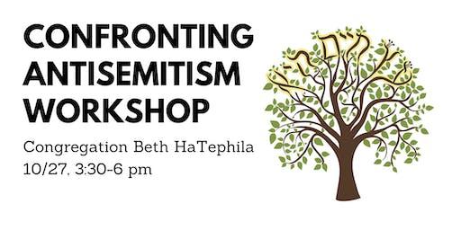 Confronting Antisemitism Workshop