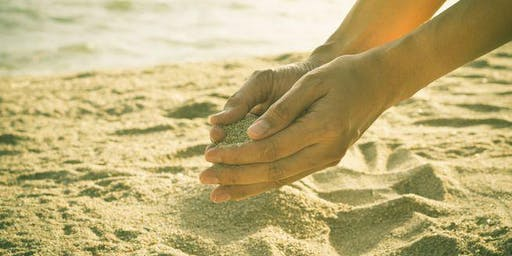 Grains of Sand; Inspired by Blake with Clare Crossman & James M-White