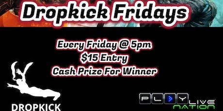Dropkick Fight Club tickets