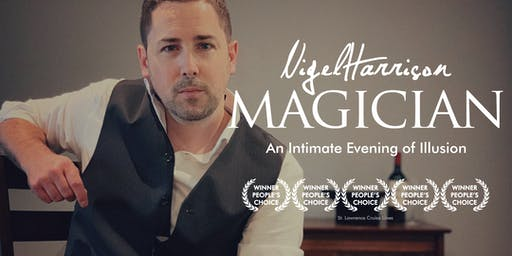 Nigel Harrison Magician - An Intimate Evening of Illusion