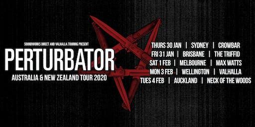 Perturbator - Auckland
