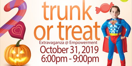 Fall Festival Trunk or Trick Extravagava