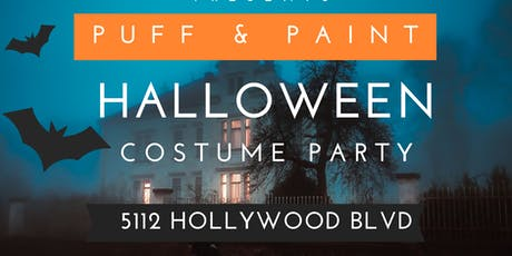 Halloween Puff and Paint tickets