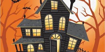 Halloween Paint & Sip