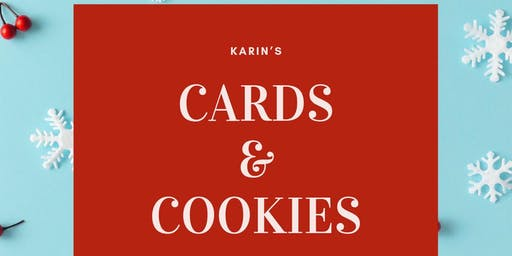Cards & Cookies