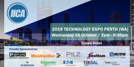 IICA TECHNOLOGY EXPO PERTH (WA) tickets