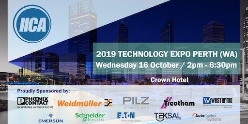 IICA TECHNOLOGY EXPO PERTH (WA)