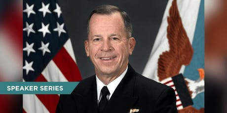 Adm. Michael Mullen on the Future of America in Afghanistan tickets
