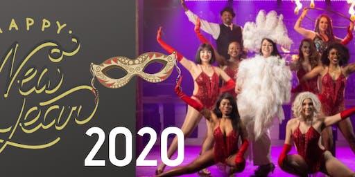 Ultimate NYE Burlesque Celebration  St. Louis 2020