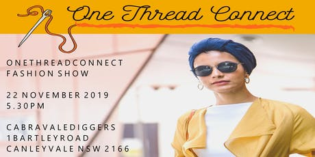 ONE THREAD CONNECT Fashion Show tickets