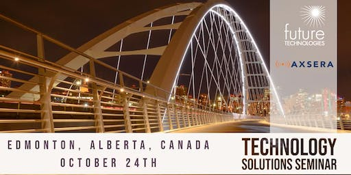 Western Canada Technology Summit Presented by Future Technologies & Axsera