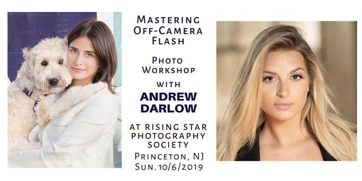 Mastering Off-Camera Flash - Photo Workshop w/ Andrew Darlow (Princeton, NJ) - Sunday, 11/2/2019, 10:30AM-4:30PM