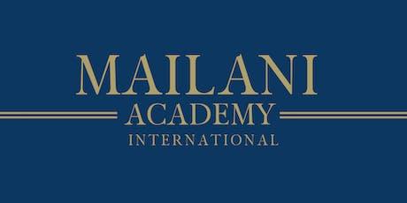 Mailani Academy 2019 - 2020 tickets