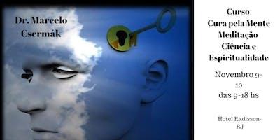 Curso Cura pela Mente: Mindfulness e Espiritualidade na Saúde- Rio de Janeiro