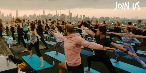 Softwear presents: 'Cloud crew' yoga, sound/meditation + ear seeds