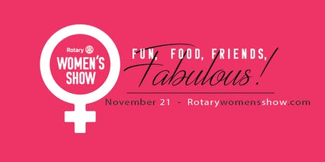 Rotary Women's Show tickets