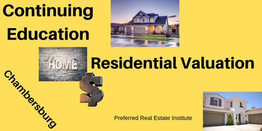 CE-Residential Property Valuation